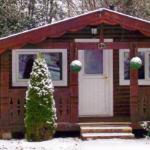 Kestrel Lodge  No. 6 ( Hot Tub )