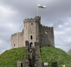 The Keep Cardiff Castle